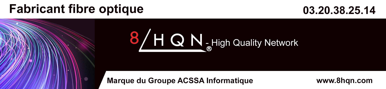 8HQN – Fabricant fibre optique module SFP